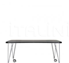 Итальянские столы обеденные - Стол обеденный Max фабрика Kartell