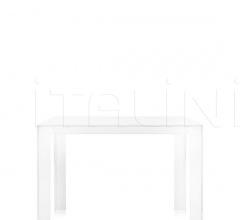 Итальянские столы - Стол обеденный Invisible table фабрика Kartell