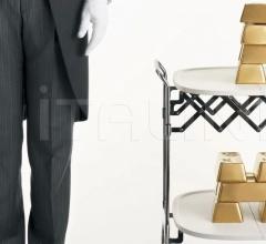 Итальянские сервировочные столики - Сервировочный столик Gastone фабрика Kartell