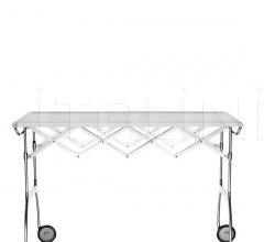 Итальянские сервировочные столики - Сервировочный столик Battista фабрика Kartell