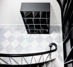 Итальянские стеллажи - Книжный стеллаж Sundial фабрика Kartell