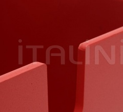 Итальянские стеллажи - Книжный стеллаж Polvara фабрика Kartell