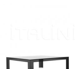 Итальянские уличные столики - Столик Invisible фабрика Kartell
