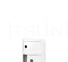 Итальянские тумбочки прикроватные - Тумбочка Componibili фабрика Kartell