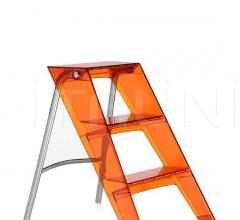 Итальянские лестницы - Стремянка Upper фабрика Kartell