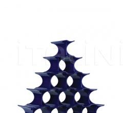 Итальянские винные шкафы, комнаты - Держатель для бутылок Infinity фабрика Kartell