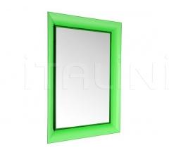 Итальянские настенные зеркала - Настенное зеркало Francois Ghost фабрика Kartell