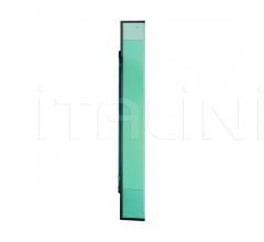 Итальянские настенные зеркала - Настенное зеркало Only Me фабрика Kartell