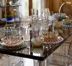 Итальянские кухонная посуда - Бокал Jellies Family фабрика Kartell