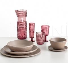 Итальянские кухонная посуда - Графин Trama фабрика Kartell