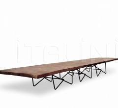 Стол обеденный KAURI PIANO ANTICO фабрика Riva 1920