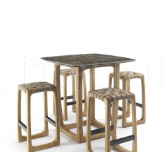 Барный табурет BUNGALOW STOOL фабрика Riva 1920