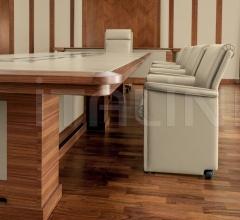 Итальянские столы для конференц зала - Стол Giubileo фабрика Mascheroni