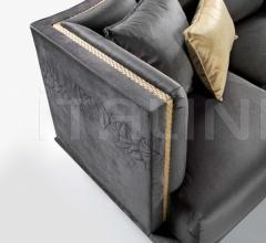 Трехместный диван ULYSSE S 753 фабрика Elledue