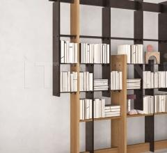 Книжный стеллаж F.T.B. фабрика Busnelli