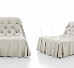 Кресло Bohemien фабрика Busnelli