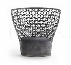 Кресло Lady B фабрика Busnelli