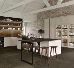 Кухня Filo 3 фабрика Euromobil