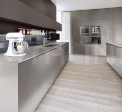 Кухня Free Steel 2 фабрика Euromobil