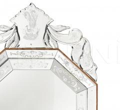 Зеркало S. Clemente M35/S фабрика Arte Veneziana