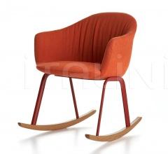 Кресло SIENA фабрика Mdf Italia