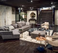 Модульный диван W 523 - SHEFFIELD фабрика Longhi