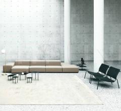 Модульный диван Extra Wall фабрика Living Divani