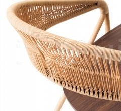 Итальянские уличные стулья - Стул George's фабрика Living Divani