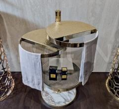 Итальянские аксессуары для ванной - Полотенцедержатель Y 401 - BEATRIX фабрика Longhi