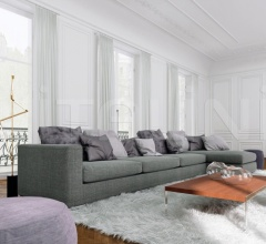 Модульный диван Boston фабрика Asnaghi (Made in Italy)