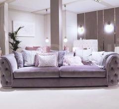 Модульный диван Plaza фабрика Asnaghi (Made in Italy)