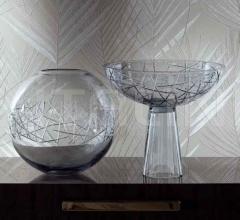 Ваза Elettra center vase фабрика Giorgio Collection