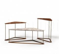 Кофейный столик Bauta Side Table Large фабрика Rubelli Casa