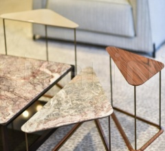 Кофейный столик Bauta Side Table Medium фабрика Rubelli Casa