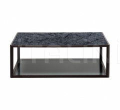 Журнальный столик Teler Coffee Table Square фабрика Rubelli Casa