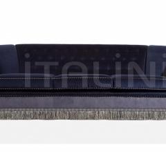 Трехместный диван 7818 3P фабрика Salda