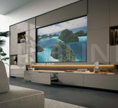 Модульная система BOISERIE TV фабрика Turati T4