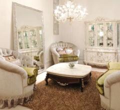 Трехместный диван 397 фабрика Fratelli Radice