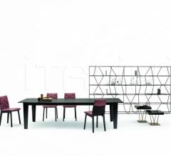 Книжный стеллаж LEXINGTON фабрика Bontempi Casa
