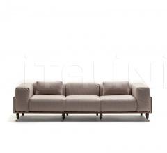 Трехместный диван X015 фабрика Vittorio Grifoni