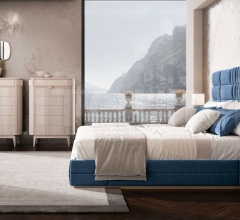 Кровать 0802 SUSAN фабрика Antonelli Moravio