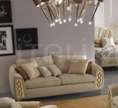 Трехместный диван BL 1015 фабрика Alberto & Mario Ghezzani