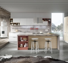 Кухня Navarra Oslo фабрика Ar Tre