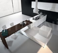 Кухня Vitra Bianco фабрика Ar Tre