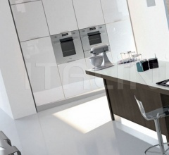 Кухня Vitra Bianco/Antracite фабрика Ar Tre