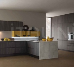 Кухня Line 01 фабрика Astra