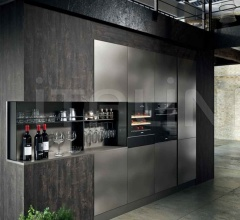 Кухня Industrial Kitchen 03 фабрика Astra