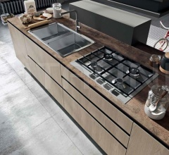Кухня Industrial Kitchen 04 фабрика Astra