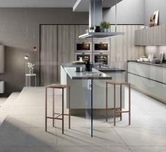 Кухня Living Life Gap фабрика Concreta Cucine