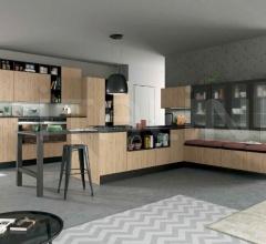 Кухня Dune Reverse фабрика Concreta Cucine